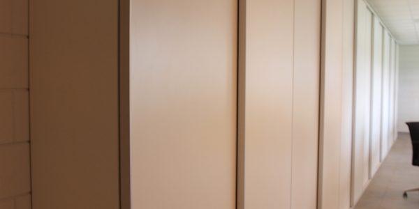 Wandkasten systeem